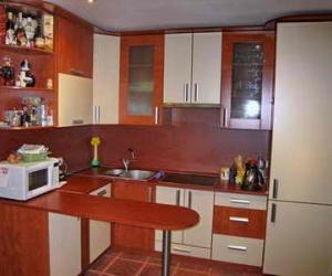 Мебель для маленькой кухни кухонный